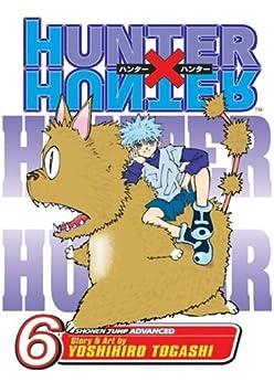 Hunter x Hunter, Vol. 6: NEN SENSE by [Togashi, Yoshihiro]