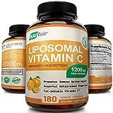 Liposomal Vitamin C 1200mg – High Absorption Vitamin C (180 Capsules)
