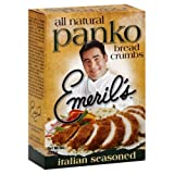 Emeril Italian Bread Crumbs, 8-Ounce (Pack of 6)