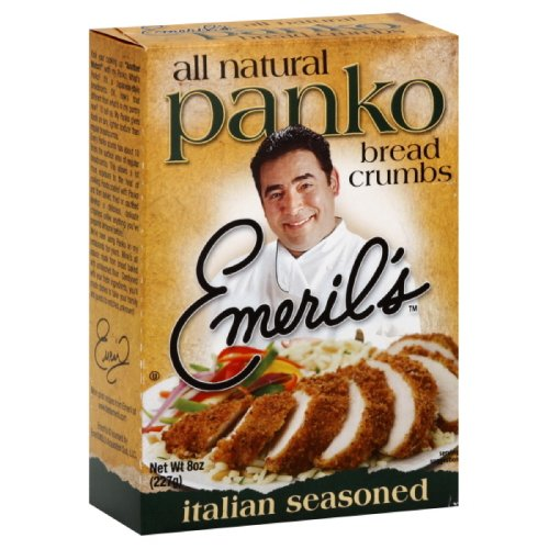 (Emeril's Italian Bread Crumbs, 8-Ounce (Pack of 6))