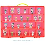 Toy Storage Carrying Box For LOL Surprise Dolls. The Box Is Not Created By LOL Surpise! Figures Playset Organizer. Accessories For Kids by LMB