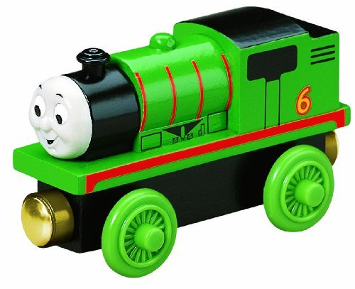 Learning Curve Wooden Thomas and Friends Talking Railway Series Percy by Learning Curve ()