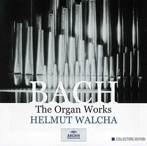 Bach: The Organ Works by BOX IRRESTIBILI, BOX CLASSICA, ARCHIV, MUSICA BAROCCA, SOLO,