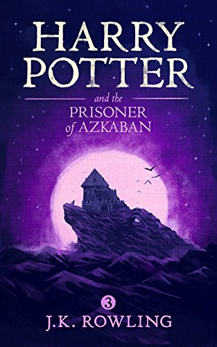 Harry Potter and the Prisoner of Azkaban by J.K. Rowling cover