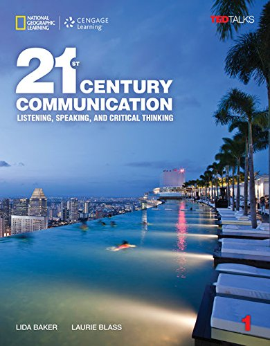 21st Century Communication 1: Listening, Speaking and Critical Thinking: Student Book with Online Workbook