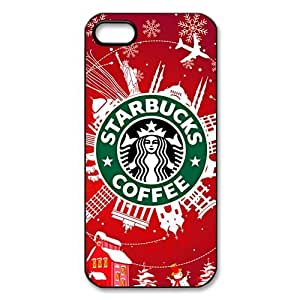 Starbucks Coffee Iphone 6 plus 5.5 Merry Christmas Hard Case Cover