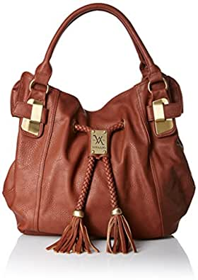 Vitalio Vera Savitha Brown Large Hobo Handbags