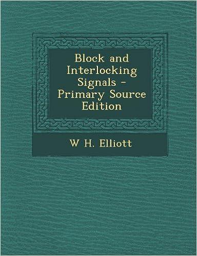 Book Block and Interlocking Signals