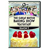 Great British Baking Show Season 3 DVD