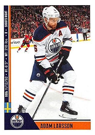 Amazon.com  2018-19 Panini NHL Stickers Hockey  370 Adam Larsson ... 0428622d8