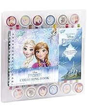 Totum Disney Frozen Kolorowanka Zestaw Craft