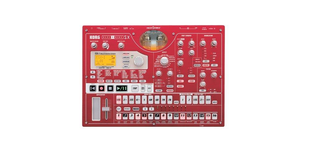 KORG コルグ DJ ダンスミュージック用シーケンサー内蔵 サンプラー ELECTRIBE SX ESX-1SD B003OVLANS