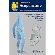 Color Atlas of Acupuncture: Body Points, Ear Points, Trigger Points
