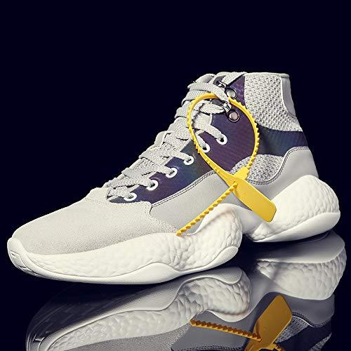 EAOJRSCSA Schuhe Herrenschuhe Herrenschuhe Herrenschuhe Herbst Atmungsaktiver Trend Männer Lässig Hoch Wild Wild Sportschuhe Männer 7dc13d