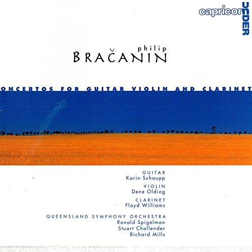 Allegro Floyd - Bračanin: Clarinet Concerto - 2. Allegro assai