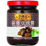Lee Kum Kee Sauce Black Bean Garlic 8.0 Oz(Pack of 2)