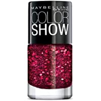 Maybelline New York Color Show Party Girl Nail Paint, Fireworks, 6ml