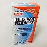 Lubricant Eye Drops 15ML per bottle