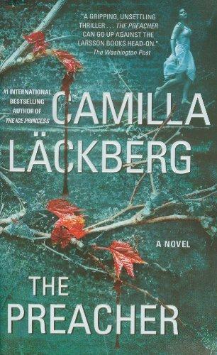 By Camilla Lackberg - The Preacher (Reprint) (2/26/12)