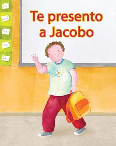 Te presento a Jacobo/ Meet Jacobo (Coleccion Facil De Leer/ Easy Readers K-2) (Spanish Edition) (F?il de leer / Easy to Read) PDF