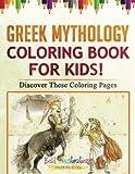 Greek Mythology Coloring Book For Kids%2...