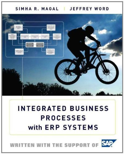 Integrated Business Processes with ERP Systems Pdf