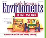 Early Learning Environments That Work