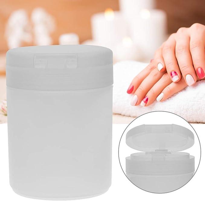 Caja para botellas de uñas - Polvo para contenedores de esmalte de ...