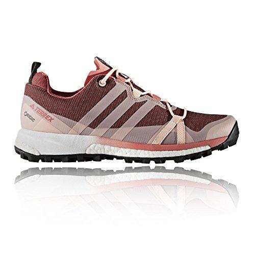 Adidas Dame Terrex Agravic Gtx WanderSko, Lyserød (Pink Rostac / Corneb / Ftwbla), 42 Eu