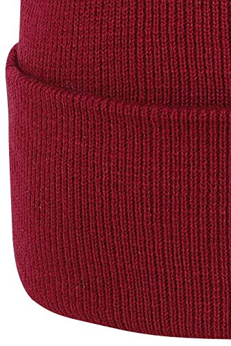 Gorro Flap Marrón Basic Gorro Marrón Largo Y8xYOqB