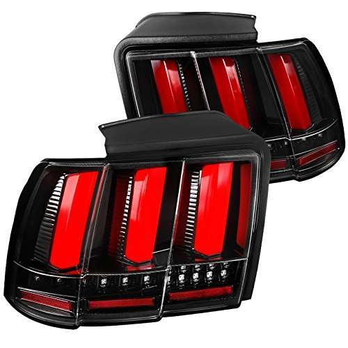 99 04 mustang tail lights - 2