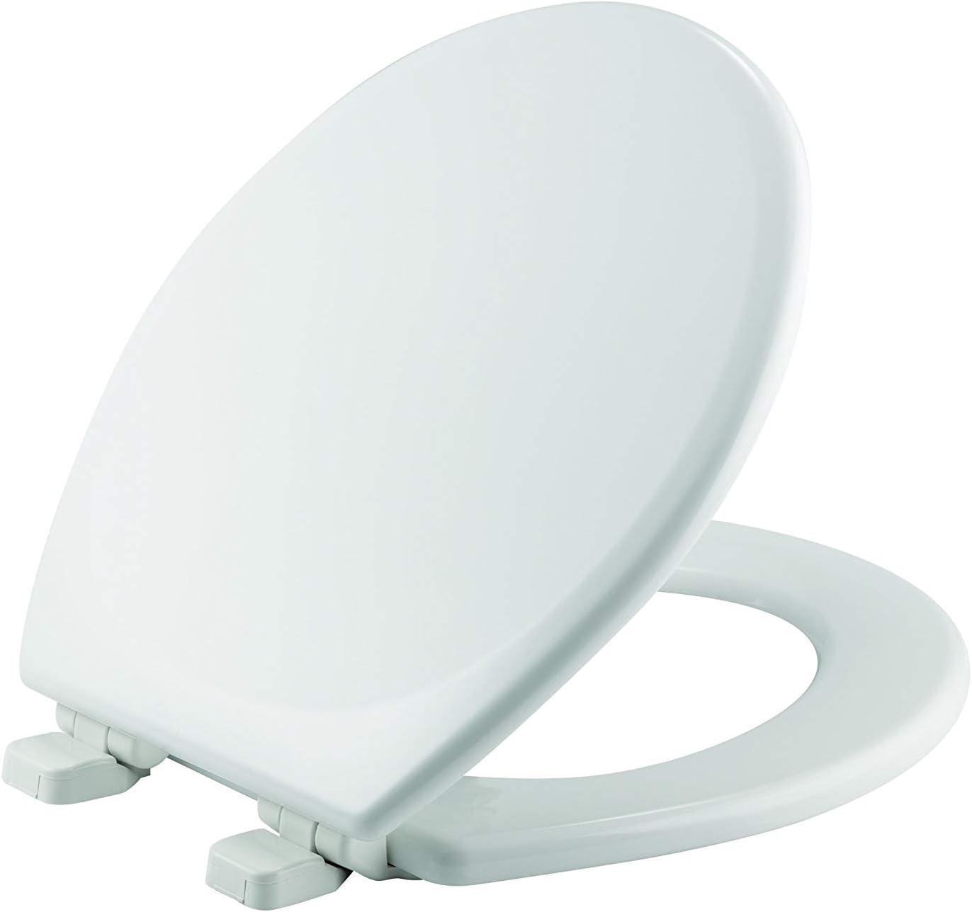 Best Toilet Seat-Best Wood: Mayfair Featuring 43SLOW Toilet Seat