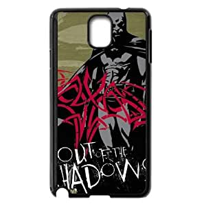 Batman Out of the Shadows Samsung Galaxy Note 3 Cell Phone Case Black DIY gift pp001-6384531