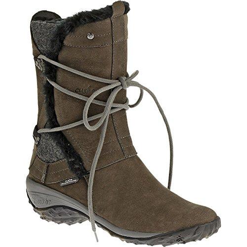 Cushe Women's Grey Leather Allpine Dream 40 B EU