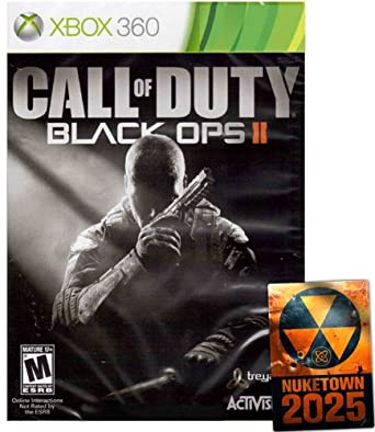 Amazon.com: Call of Duty Black Ops II 2 + NUKETOWN 2025 ... on call of duty ghosts maps, black ops 1 map packs, all black ops map packs, call duty black ops 3, call of duty blackops 2, call of duty mw3 map packs, call of duty advanced warfare maps, black ops ii map packs, call duty black ops zombies all maps, call of duty bo2 map packs, black ops 2 dlc map packs, call duty ghost multiplayer, call of duty 2 guns, call of duty apocalypse trailer, call of duty 3 zombies maps, bo2 dlc map packs, call of duty all zombie maps, call of duty 2 multiplayer maps, gta map packs, all 4 bo2 map packs,