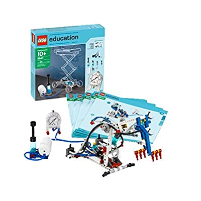 Lego Education Pneumatics Add-on Set 9641: Toys & Games