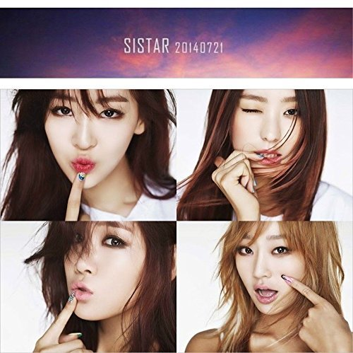 SISTAR [TOUCH & MOVE] 2nd Mini Album CD + PhotoCard K-POP Sealed