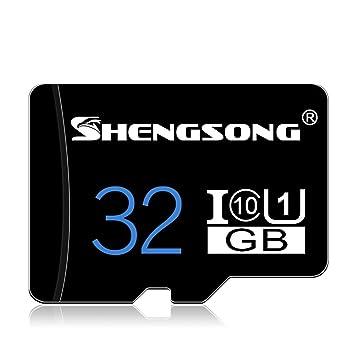 Amazon.com : JLY High Speed Microsd Memory Cards 4GB 8GB 16 ...