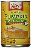 Libby's Canned Organic Pumpkin - 15 oz