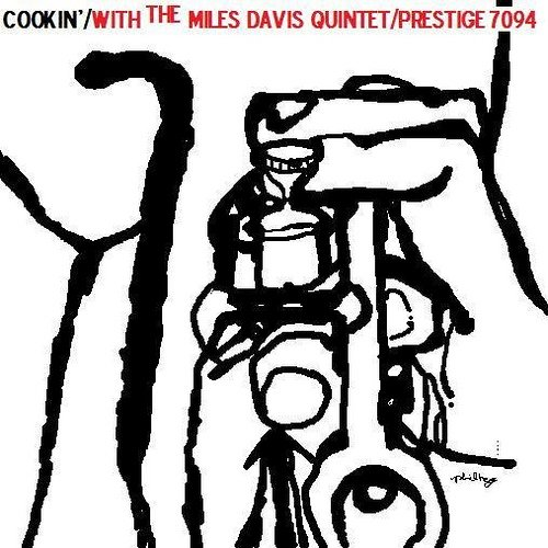 マイルス・デイヴィス / COOKIN'WITH THE MILES DAVIS QUINTET