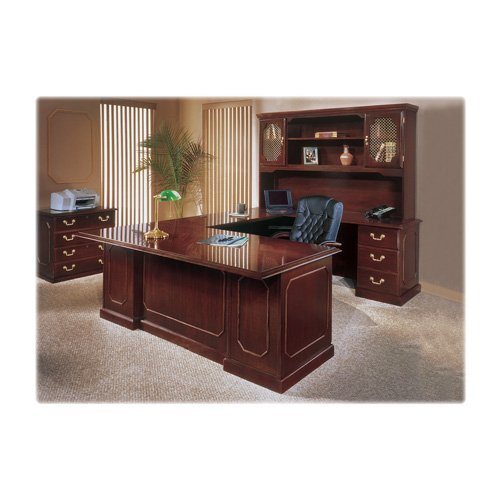 DMI Office Furniture Overhead Hutch, F/Kneespace Credenza, 60