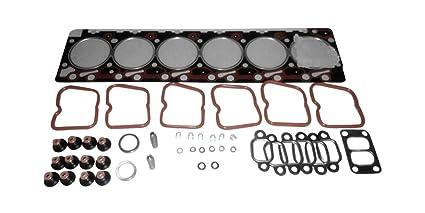 Amazon com: Gasket Set of Cylinder Head Cummins diesel