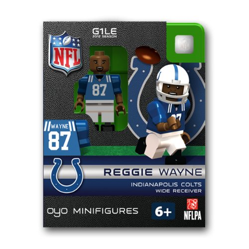 Indianapolis Colts Figurine (NFL Indianapolis Colts Reggie Wayne Figurine)