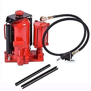Goplus 20T Ton Air Hydraulic Bottle Jack 40,000lb Heavy Duty Auto Truck Repair Lift New