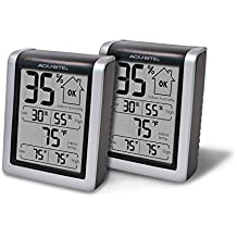 AcuRite 01226M Indoor Humidity Monitor (Pack of 2)