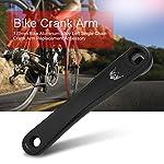Dilwe-Manovella-per-bicicletta-in-lega-di-alluminio-170-mm-per-bicicletta-e-mountain-bike
