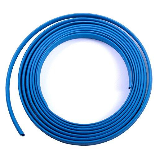 G&S 4mm Polyolefin Heatshrink-Tube (3 Meters) Sleeve (Blue) Price & Reviews