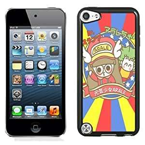 New Personalized Custom Designed For iPod Touch 5th Phone Case For Comic Arale Phone Case Cover Kimberly Kurzendoerfer