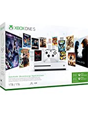 Pack Xbox One S 1To 3M Game Pass & 3M Live Gold