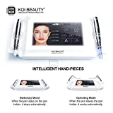 Koi Beauty Permanent Makeup Auto Pen Digital Tattoo & Auto Electric Pen Machine. Eyebrow Lip Body Pen, Digital Tattoo Kits, Anti Aging, Remove Stretch Marks Wrinkles. (Auto Device)